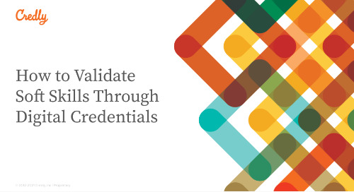 How to Validate Soft Skills Through Digital Credentials