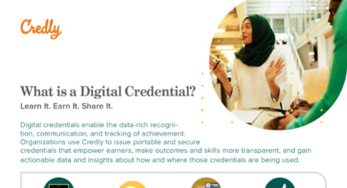 What is a Digital Credential?