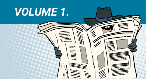 Cybersecurity Spy News: Volume 1