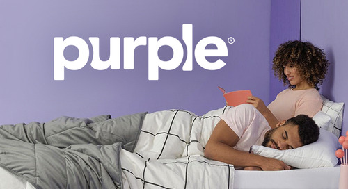 Purple Increases Conversions 6X
