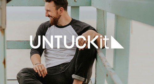 UNTUCKit Generates Brand Awareness And Loyalty Exclusive Offers