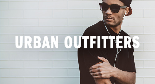 Urban Outfitters Uses Exclusive Student Offer To Boost Back To School Sales