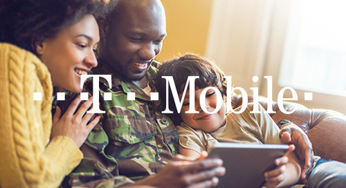 T-Mobile Drives Retention With An Exclusive Offer For The Military