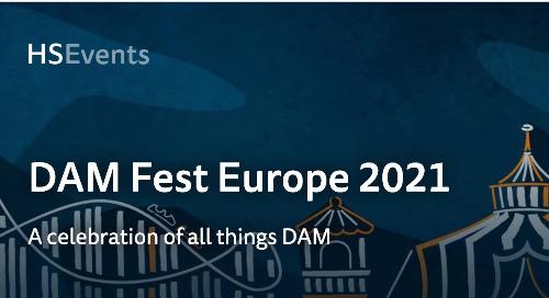 DAM Fest Europe   Nov 4