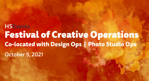 Festival of Creative Operations   Oct 5
