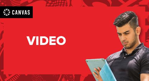 Video: Canvas leergerichte diensten - Uitgebreide webinars