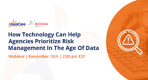 Understanding the role of technology in data and risk management
