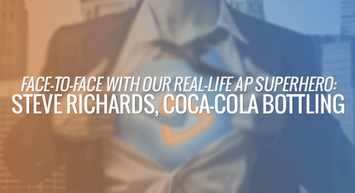 Face-to-Face With Our Real-Life AP Superhero: Steve Richards, Coca-Cola Bottling