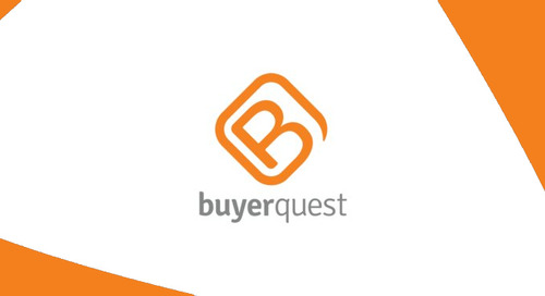 Webinar: Turn Your Supply Chain into a Competitive Weapon with BuyerQuest & Taulia