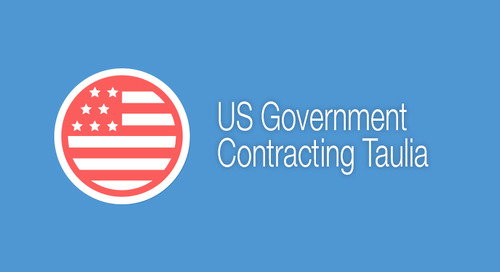 US Government Contracting Taulia to Run Supply Chain Finance Program to Build Mexican Wall