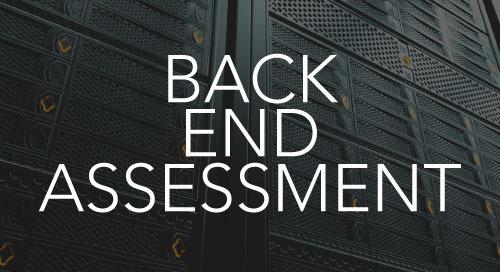 QUIZ: Back End Assessment