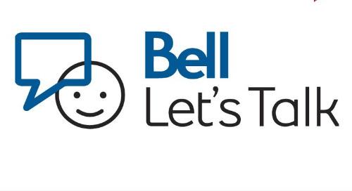 Uberflip + Bell Let's Talk Day