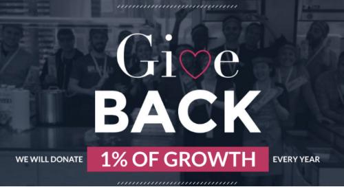 Uberflip's Give Back Initiative - A 2017 Recap!