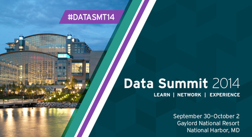 3 Reasons to Attend the BackOffice Associates Data Summit 2014