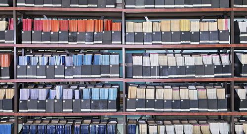 Information Governance Business Process: Archive