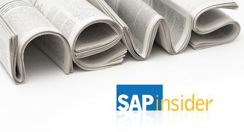 Achieve an Error-Free SAP HANA Go-Live