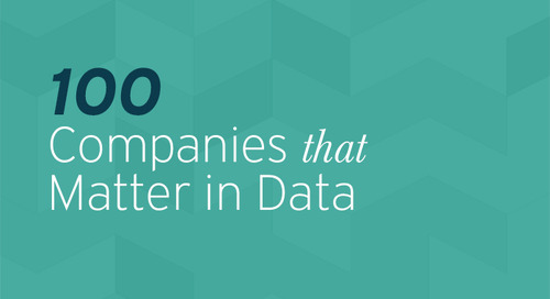 DBTA 100 2017 - The Companies That Matter Most in Data