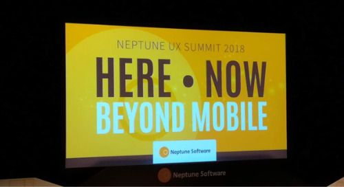 Recap: Neptune Summit 2018
