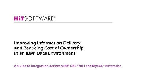 Improving IBM Data Delivery