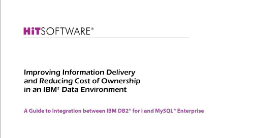 Improving IBM Data Delivery