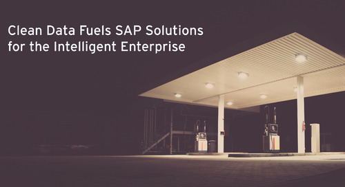 Clean Data Fuels SAP Solutions for the Intelligent Enterprise