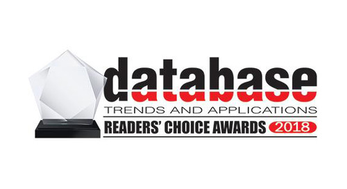 The 2018 DBTA Readers' Choice Awards Winners - Best Data Governance Solution