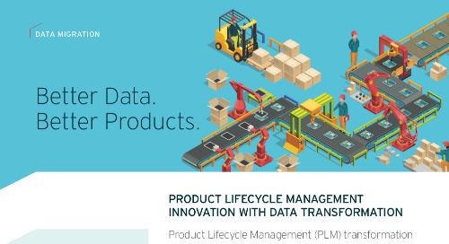 Data Migration for PLM
