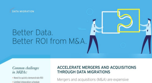 Data Migration for M&A