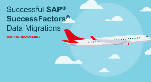 Successful SuccessFactors® Data Migrations