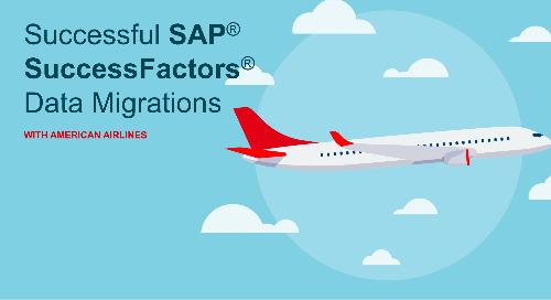 Successful SuccessFactors® Data Migrations