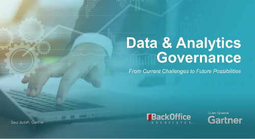 Data & Analytics Governance: From Current Challenges to Future Possibilities
