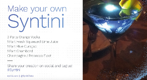 Make Your Own Syntini!