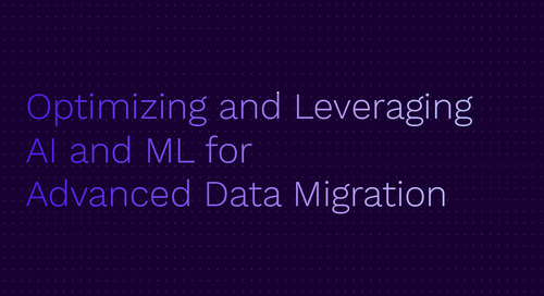 SAP Data Bite - Optimizing and Leveraging AI and ML for Advanced Data Migration