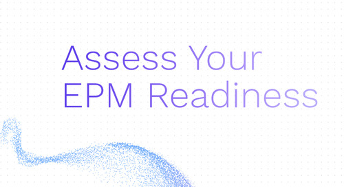 EPM Readiness Assessment