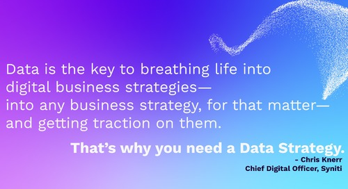 Data Strategy is Digital Strategy