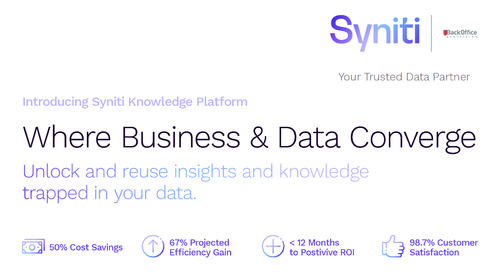 Syniti Knowledge Platform