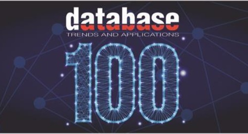 DBTA 100 2020: The Companies That Matter Most in Data
