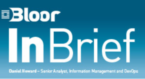 Bloor Research - Syniti Knowledge Platform