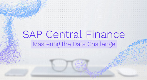 SAP Central Finance: Mastering the Data Challenge