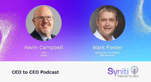 CEO to CEO Podcast: Mark Foster