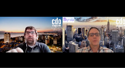 CDO to CDO Podcast: Diego Vallarino