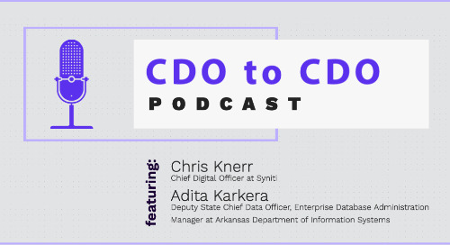 CDO to CDO Podcast: Adita Karkera