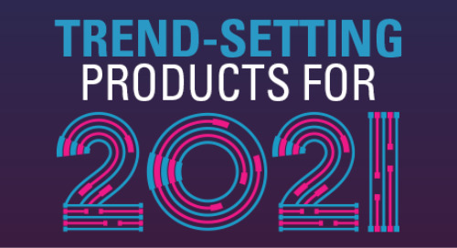 Trend-Setting Products in Data and Information Management for 2021