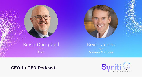 CEO to CEO Podcast: Kevin Jones