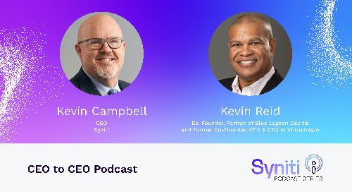 CEO to CEO Podcast: Kevin Reid