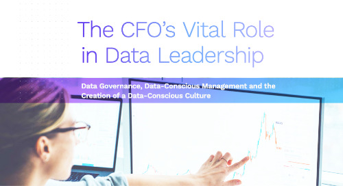 The CFO's Vital Role in Data Leadership