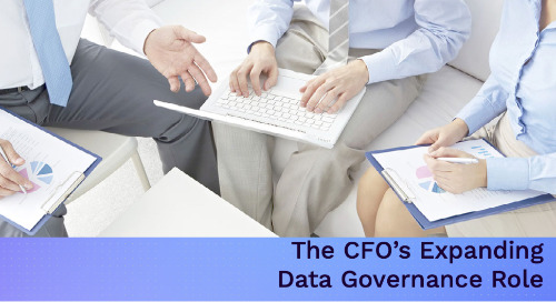 The CFO's Expanding Data Governance Role