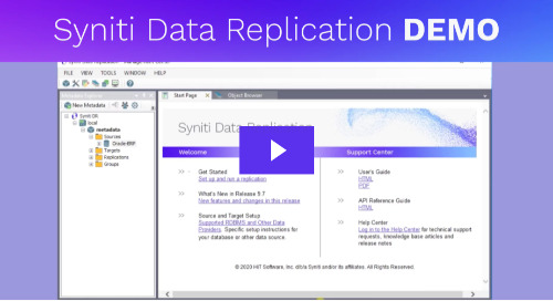 Do-it-Yourself Data Replication