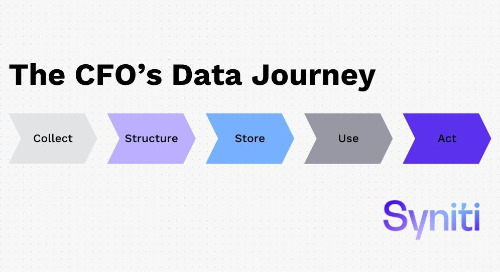 The CFO's Data Journey