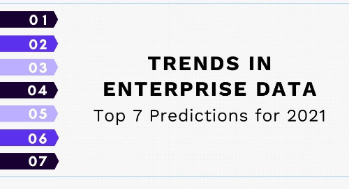 Trends in Enterprise Data – Top 7 Predictions for 2021